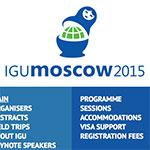 IGU Moscow 2015 logo