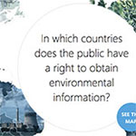 Environmental Democracy Index launched