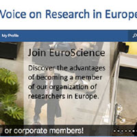 April image: EuroScience research
