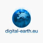 digital earth project logo