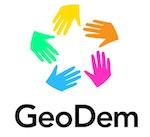 GeoDem logo