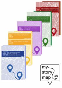 My Storympa publications graphic